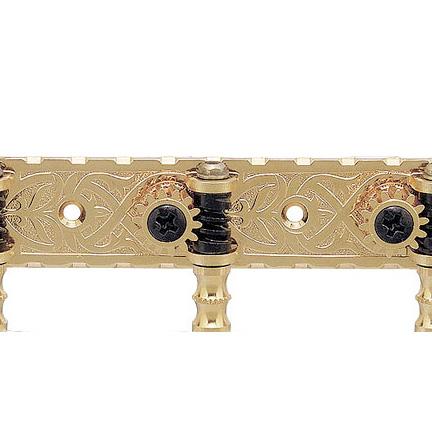 gotoh 35g1600 1w classical guitar tuning machine heads w screws finish gold. Black Bedroom Furniture Sets. Home Design Ideas